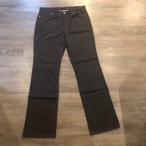 New York & Co Brown Dress Pant